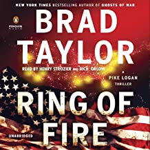 Ring of Fire: A Pike Logan Thriller