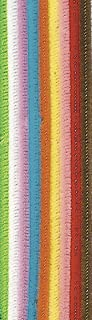 Creativity Street Chenille Stems/Pipe Cleaners 12 Inch x 4mm 100-Piece, Assorted Colors (7112-01)