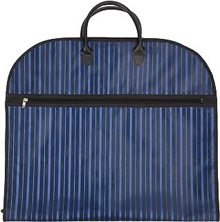 GFUN ガーメントバッグ 軽量 防水 防塵 型くずれ防止 シワ防止 ポケット付き ガーメントケース スーツカバー 出張 旅行 ビジネス 冠婚葬祭 男女兼用 一年安心保証付き