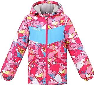 toddler girl ski jacket