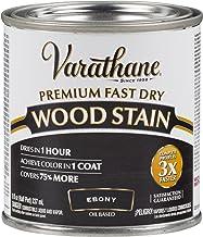 RUST-OLEUM 269400 Wood Stain, Ebony