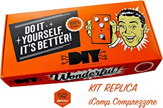 diypedalgearparts® Kit iComp Compresor Replica