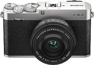 Fujifilm X-E4 XF27mmF2.8 Kit - Silver