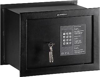 Arregui 30010 Caja fuerte de empotrar electrónica con llave