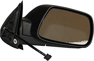 Dorman 955-1479 Passenger Side Power Door Mirror - Folding for Select Jeep Models, Black