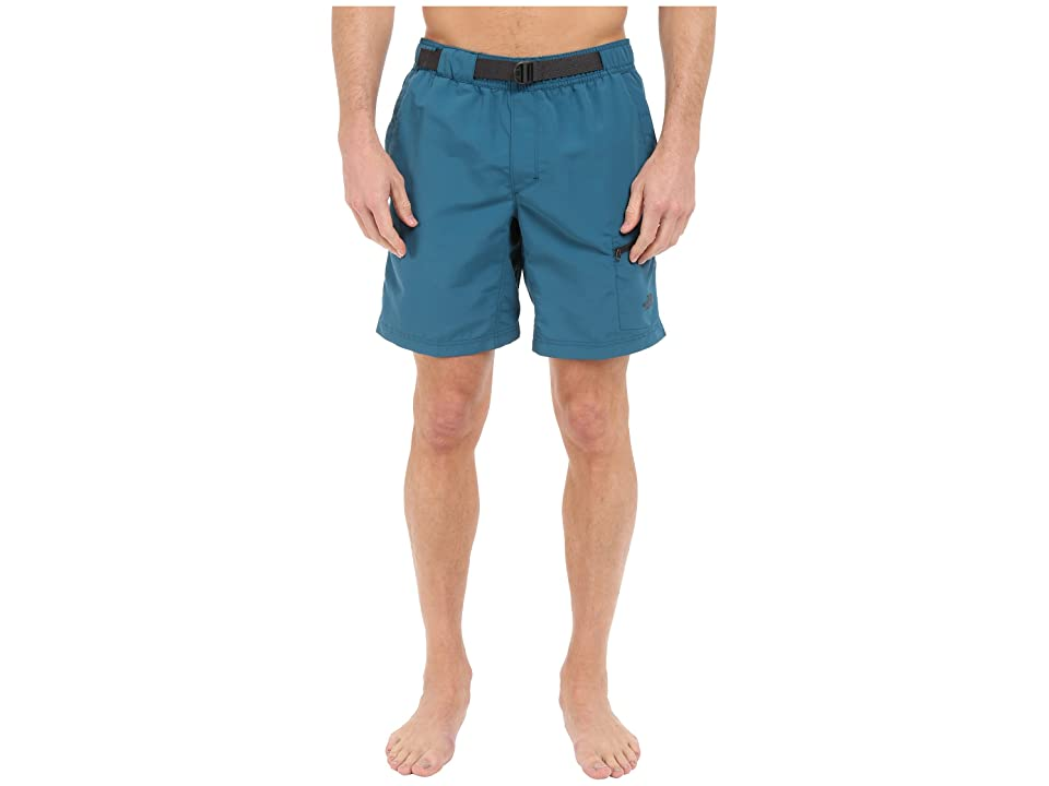 The North Face Belted Guide Trunks (Blue Coral (Prior Season)) Men