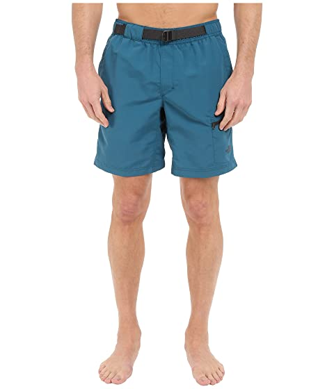 Coral Guide North The anterior Temporada Face Trunks Belted Blue qw46Z