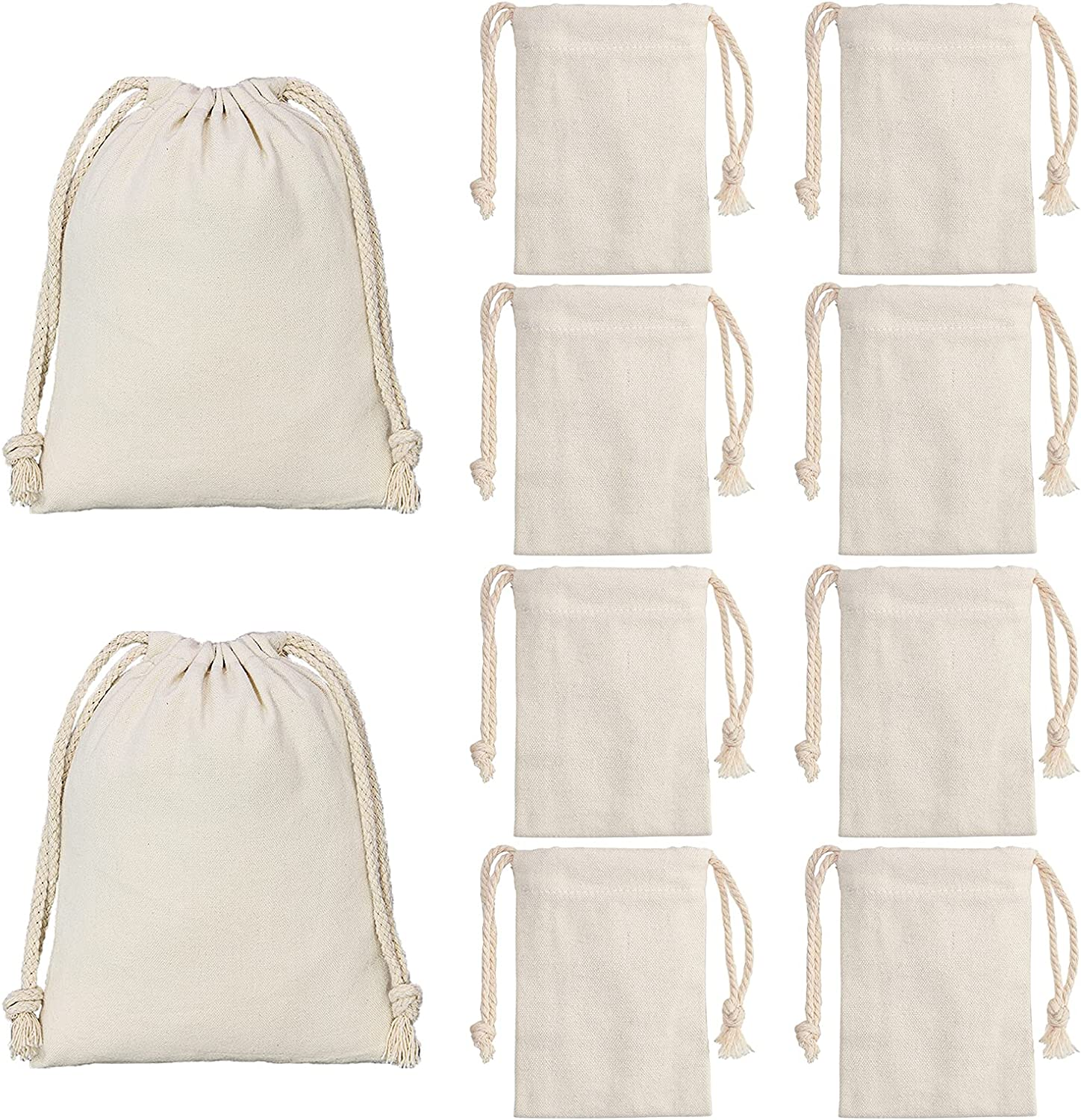 stallry Recommended 10pcs Dust Bag Cotton Breathable Ba Dustproof Sale Special Price Drawstring