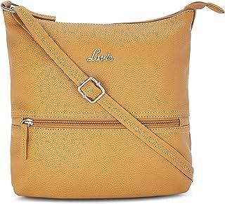 Moritz Vertical Pebble Textured Zip 1 Sling Bag