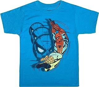 Marvel Spiderman Amazing Spider-Man Toddler Little Boys T-Shirt
