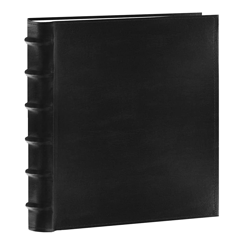 Pioneer Photo Albums CLB-546/BK Photo Album, 500 Pocket 4x6, Black