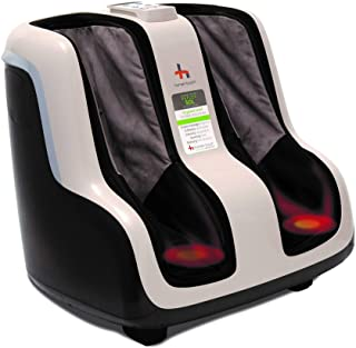 Sponsored Ad - Human Touch Reflex SOL Foot and Calf Relaxation Shiatsu Massager with Heat and Vibration- Patented Technolo...