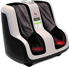 Human Touch Reflex SOL Foot and Calf Massager Machine with Heat, Shiatsu Deep Kneading,..