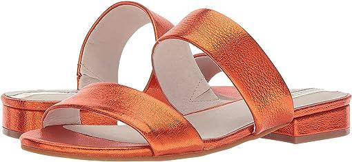 Tangerine Leather