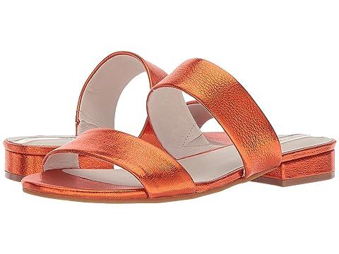 Kenneth Cole New York Viola Tangerine Leather Cheap Order pOTsK0V8re