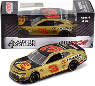 Lionel Racing Austin Dillon 2019 RCR 50th Anniversary Gold Bass Pro Shops NASCAR Diecast Car 1:64 Scale