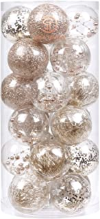 Best champagne coloured tree decorations Reviews