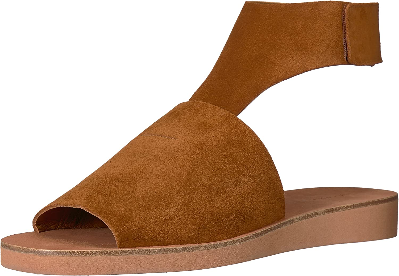 Damen Briar Flat Flache Sandale