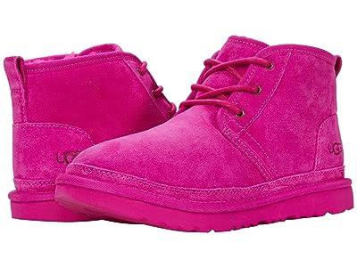 UGG Kids Neumel II (Little Kid/Big Kid) (Rock Rose) Girls Shoes