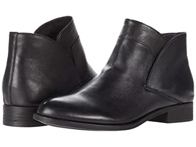 Me Too Kade (Black Leather) Women