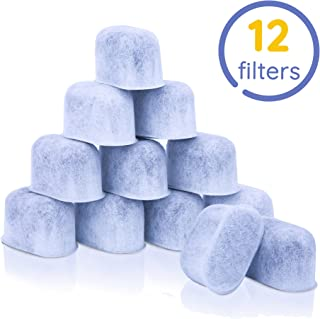 GoodCups 12 Water Filters for Keurig K-Classic, K-Elite, K-Select, K-Cafe, K-Compact, K-Mini - Replacement Water Filter for 1.0 and 2.0 Keurig Coffee Makers - Compatible with all Keurig Brewers