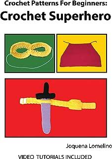crochet sword