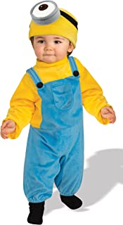 minion outfit for 1 year old