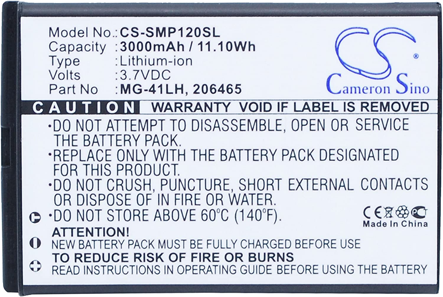Replacement Financial sales sale Battery for Hemisphere Boston Mall GPS 3. Part XF1 No fits