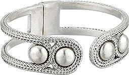 Chain Hinge Cuff Bracelet