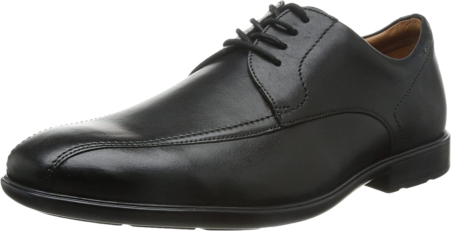 Clarks Gosworth Over Wide Mens Formal shoes