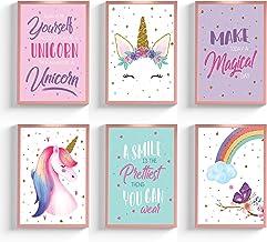 Amazon Com Unicorn Decor For Girls Room