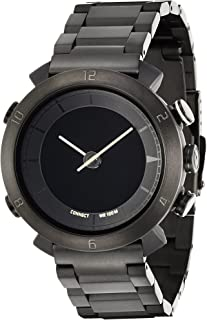 Cogito Classic Smart Watch 2.0 - Black on Metal Band Black, CW2.0-011-01