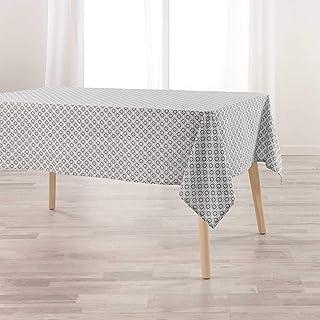 Douceur d'Intérieur Tabea Linge DE Table, Multicolore, 140 x 240 CM