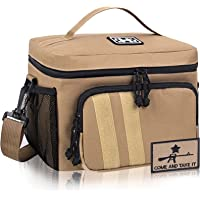 HOMESPON Lunch Bag Insulated Cooler Thermal Lunch Box Tote Deals