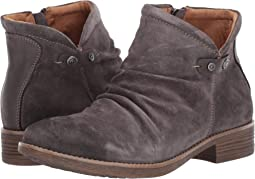 Steel Grey Cow Suede/La Mesa