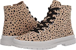 Leopard Suded