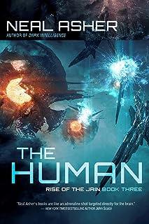 The Human, 3: Rise of the Jain, Book Three