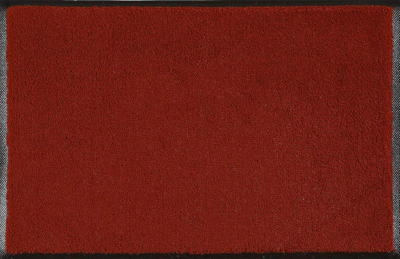 Wash+dry Fußmatte Terracotta 60x90 cm B003LWQGXE