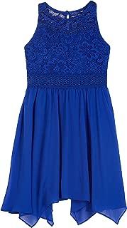 little girl blue midi