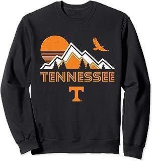Tennessee Volunteers Retro State Mountain Sweatshirt