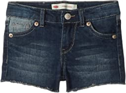 Levi's® Kids - Altered Denim Shorty Shorts (Toddler)