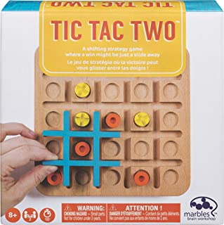 Tic Tac Two – Strategy-Based Board Game for Families