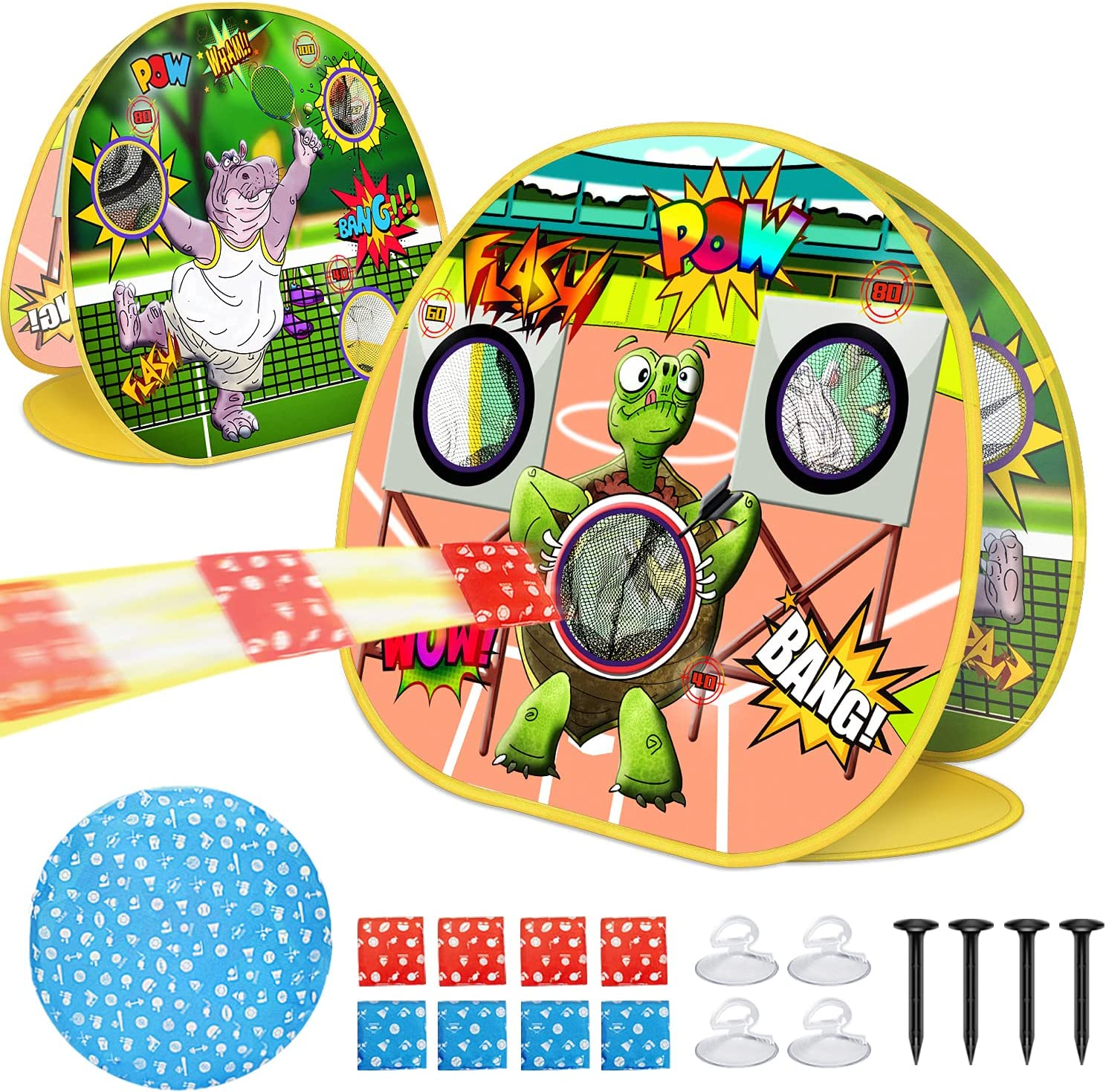 V-Opitos Bean Bag Toss Game Outdoor Toys [Alternative dealer] of Kids Beauty products for 2 Age 4 3