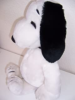 Vintage PEANUTS SNOOPY LARGE 18 Plush (1968) by Determined
