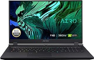 "GIGABYTE AERO 17 KC - 17.3"" 300Hz FHD IPS - Intel Core i7-10870H - NVIDIA GeForce RTX 3060 6GB GDDR6 - 16GB RAM - 1TB SSD..."