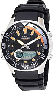 Casio Casual Analog-Digital Display Quartz Watch For Men AMW-710-1AV