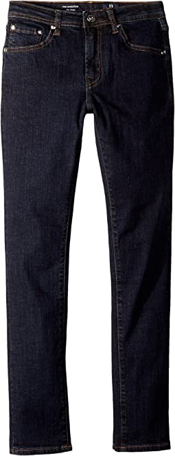 Slim Skinny Jeans in Raw Wash (Big Kids)
