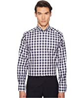 Eton - Contemporary Fit Bold Plaid Shirt