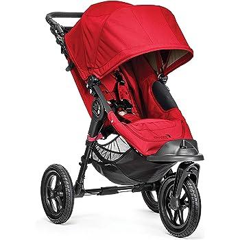 Baby Jogger City Elite Kinderwagen, Rot