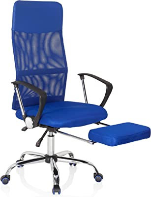 HJH Office Orion Net 685111 Silla de oficina Unisex adulto ...